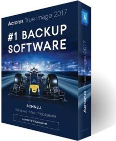 Acronis True Image 2017, 3 User (deutsch) (PC/MAC) (TI3XB2DES)