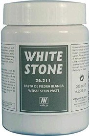 Vallejo Diorama Effects Ground Texture white stone (26.211)