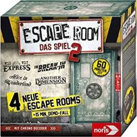 Noris Spiele Escape Room - Das Spiel 2