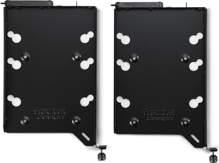 Fractal Design HDD Drive Tray kit - Type A, black (FD-ACC-HDD-A-BK-2P)