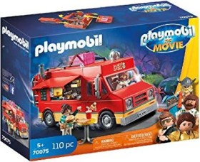 playmobil The Movie - Del's Food Truck (70075)