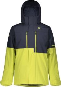 Scott Ultimate Dryo 10 Skijacke blue nights/lime yellow (Herren) (272507-4296)
