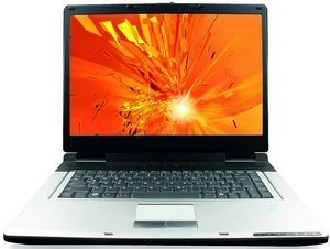 Belinea c.book 1500, Celeron-M 530 1.73GHz, 2GB RAM, 160GB HDD, without operating system (5508)