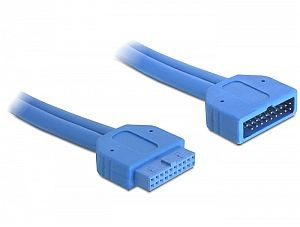 DeLOCK internal USB 3.0 Pin Header extension (82943)