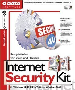 GData Software: AntiVirenKit InternetSecurity (deutsch) (PC)