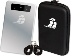 Digittrade RS256 RFID Security 120GB SSD, USB 3.0 Micro-B (DG-RS256-120SSD)