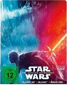 Star Wars - Episode 9: Der Aufstieg Skywalkers (3D) (Blu-ray)