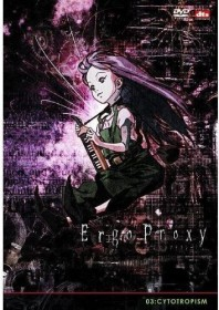 Ergo Proxy Vol. 3: Cytotropism (Folgen 9-12) (DVD)