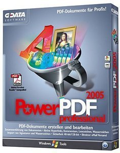 GData Software: PowerPDF 2005 Professional (PC)