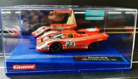Carrera Digital 132 Car - Porsche 917K Porsche Salzburg No.23 1970 (30833)