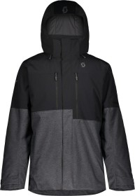 Scott Ultimate Dryo 10 Skijacke black/dark grey melange (Herren) (272507-5517)