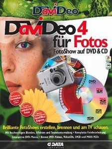 GData Software: DaViDeo 4 do Fotos (PC)