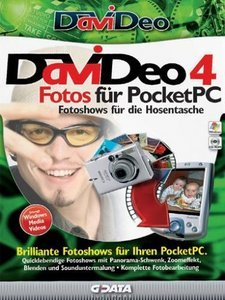 GData Software: DaViDeo 4 Fotos do Pocket PC (niemiecki) (PC)