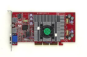 MSI MS-8851 G3Ti200 Pro-TD, GeForce3 Ti200, 64MB DDR, DVI, TV-out, AGP
