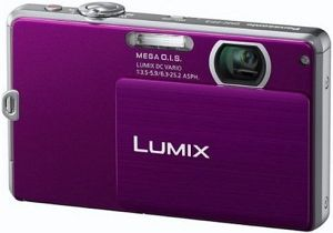 Panasonic Lumix DMC-FP3 purple
