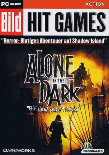 Alone in the Dark 4 - The New Nightmare (deutsch) (PC) -- via Amazon Partnerprogramm