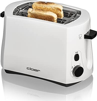 Cloer 331 Mona line Toaster -- via Amazon Partnerprogramm