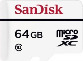 SanDisk Video Monitoring R20/W20 microSDXC 64GB Kit, Class 10 (SDSDQQ-064G-G46A)