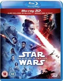 Star Wars - Episode 9: The Rise of Skywalker (3D) (Blu-ray) (UK)