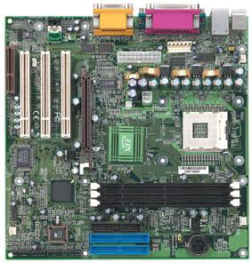EPoX EP-4B2M, i845, µATX (SDR)
