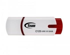 TeamGroup C123 weiß 8GB, USB-A 3.0