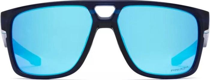 Oakley Herren Sonnenbrille »CROSSRANGE PATCH OO9382«, blau, 938203 - blau/blau