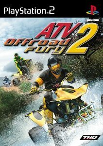 ATV Off Road Fury 2 (niemiecki) (PS2)