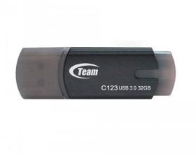 TeamGroup C123 grau 8GB, USB-A 3.0