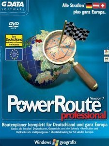 GData Software: Powerroute 7 professional (PC)
