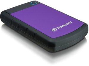 Transcend StoreJet 25H3P violett 2TB, USB 3.0 Micro-B (TS2TSJ25H3P)