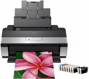 Epson Stylus Photo R2880 X-Rite Bundle (C11CA16305BW)
