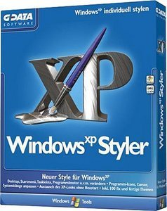 GData Software: Windows XP Styler (PC)