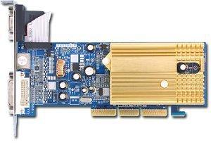 Albatron FX5200LP1/LP V2, GeForceFX 5200, 128MB DDR, DVI, TV-out, low profile, AGP