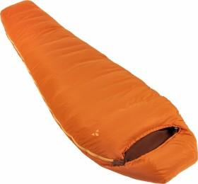 VauDe Marwees 300 DWN Mumienschlafsack orange madder (12967-982)