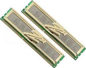 OCZ Gold DIMM Kit 4GB, DDR3-1600, CL8-8-8-26 (OCZ3G16004GK)