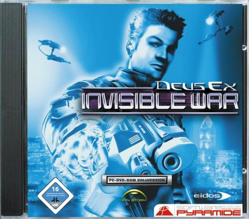 Deus Ex 2 - Invisible War (German) (Xbox) -- via Amazon Partnerprogramm