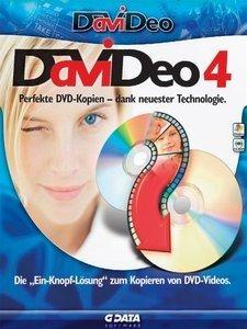 GData Software DaViDeo 4 (PC) (4039)