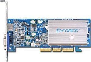 Albatron FX5200LP, GeForceFX 5200, 128MB DDR, TV-out, low profile, AGP