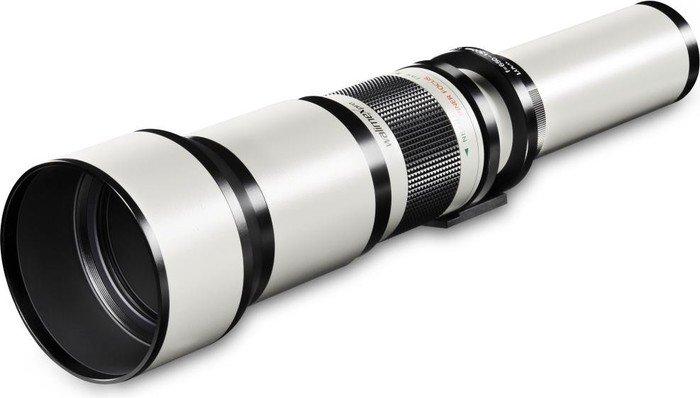 Walimex Pro 650-1300mm 8.0-16.0 for Konica Minolta MD white (15867)