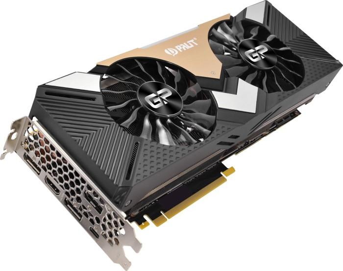 Palit GeForce RTX 2080 Ti Dual, 11GB GDDR6, HDMI, 3x DP, USB-C (NE6208T020LC-150A)