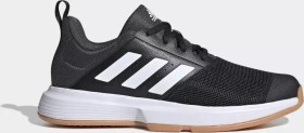 adidas Essence Indoor core black/cloud white/grey six (Herren) (FU8397)