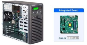 Supermicro SuperServer 5038D-I (SYS-5038D-I)