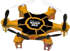 Revell Control Micro Multicopter Nano Hex 23948 Schwarz Orange NEU OVP