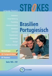 Strokes Language Research: Brasilien Portugiesisch 101 - Fortgeschrittene (deutsch) (PC)