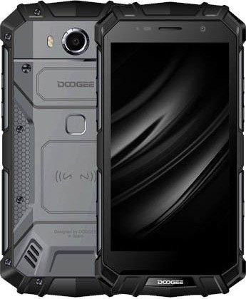 Doogee S60 Lite schwarz