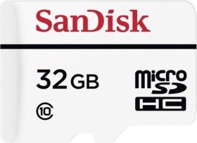 SanDisk Video Monitoring R20/W20 microSDHC 32GB Kit, Class 10 (SDSDQQ-032G-G46A)