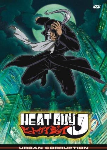 Heat Guy J! Vol. 6: Urban Corruption (Folgen 22-26) -- via Amazon Partnerprogramm