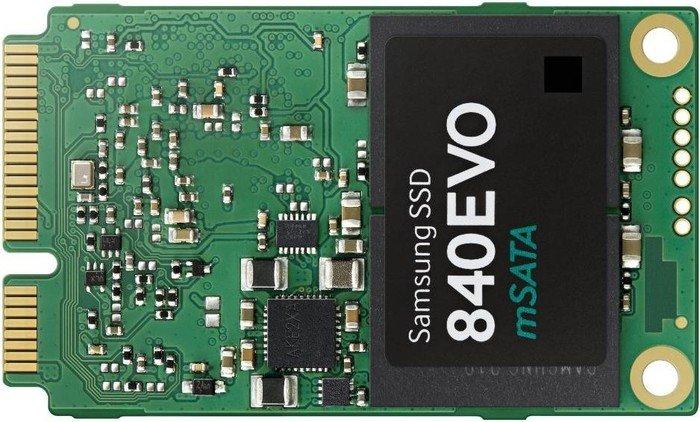 Samsung SSD 840 EVO 500GB, mSATA (MZ-MTE500BW)