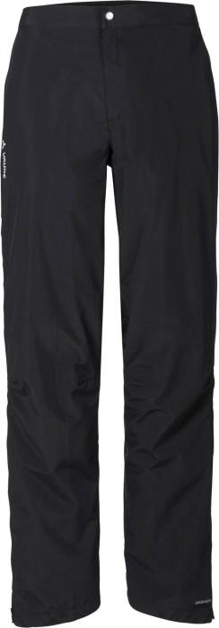 VauDe Yaras II Rain cycling shorts long black (men) (40345-010)