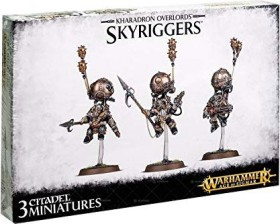 Games Workshop Warhammer Age of Sigmar - Kharadron Overlords - Skyriggers (99120205021)
